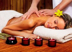 Spa, massages, beauty services