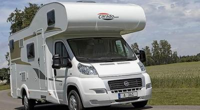 Motorhomes for rent, Campers